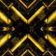 Golden Glow Geometric - VideoHive Item for Sale