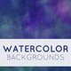 7 Watercolor Backgrounds - GraphicRiver Item for Sale