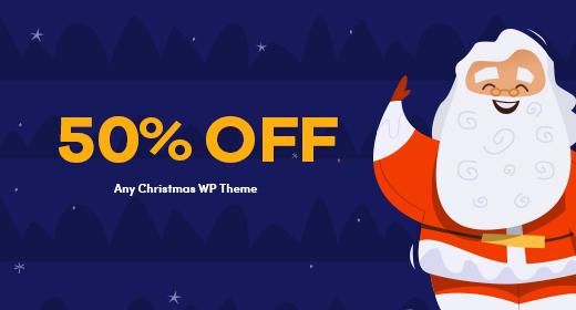 Christmas Half-Price Sale!