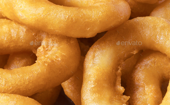 donuts background image - Stock Photo - Images
