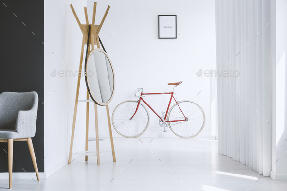 White design of open space - Stock Photo - Images