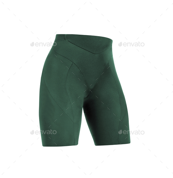 Sport shorts isolated - Stock Photo - Images