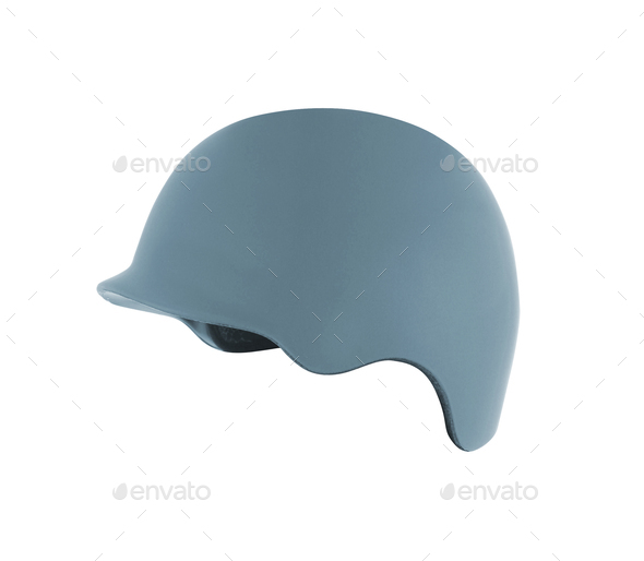 safety helmet on a white - Stock Photo - Images