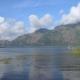View Batur Lake Near Gunung Abang Volcano in Bali Island, Indonesia - VideoHive Item for Sale