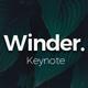 Winder Keynote Template