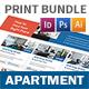Apartment For Rent Print Bundle 3