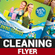 Cleaning Service Flyer - GraphicRiver Item for Sale