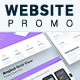 Download Clean and Simple Website Promo from VideHive