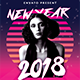 Dj New Year - GraphicRiver Item for Sale