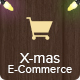 X-mas Offer - Christmas Shopping Offer Email Template PSD - GraphicRiver Item for Sale