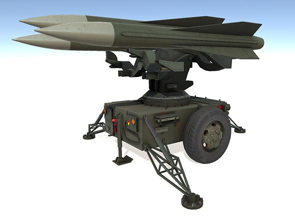 3DOcean Military Set 21150567