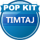 The Upbeat Pop Kit