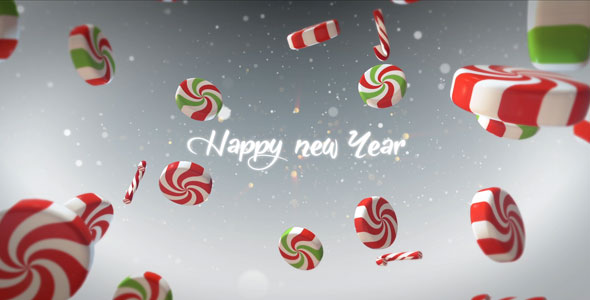 VideoHive Happy Holidays 21150956