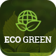 Eco Green - HTML Template for Environment, Ecology and Renewable Energy Company - ThemeForest Item for Sale