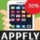Appfly - Responsive Multipurpose App Landing Template