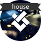 House Pop Background