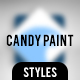 The Candy Paint Shop - GraphicRiver Item for Sale