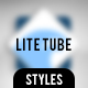 Lite Tube Styles - GraphicRiver Item for Sale