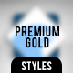 Premium Gold - GraphicRiver Item for Sale