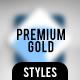Premium Gold - GraphicRiver Item for Sale