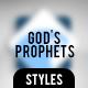 Gods Prophets - GraphicRiver Item for Sale