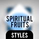 Spiritual Fruits - GraphicRiver Item for Sale