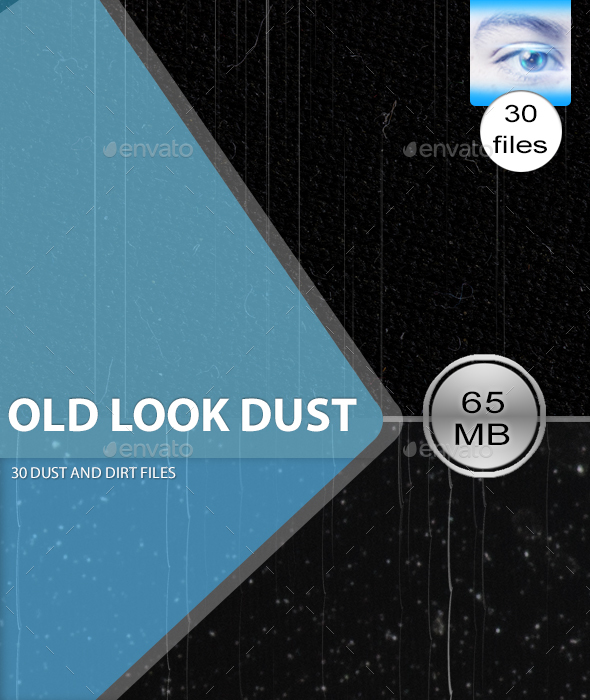GraphicRiver 30 Old Look Dust Textures 21151727