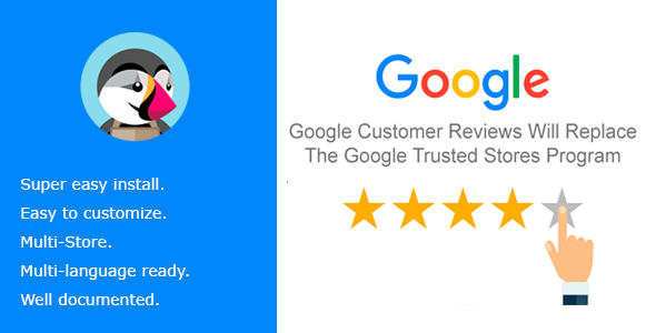 Google Customer Reviews - CodeCanyon Item for Sale