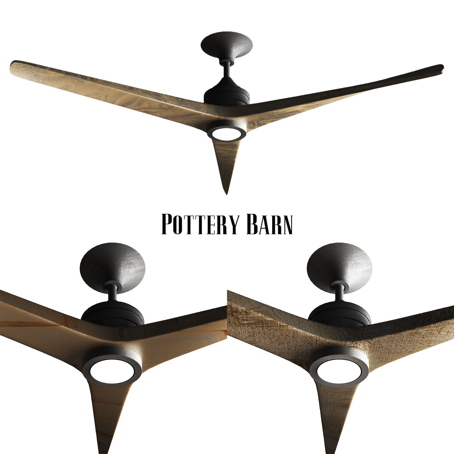 Emejing Indoor Outdoor Ceiling Fan Gallery