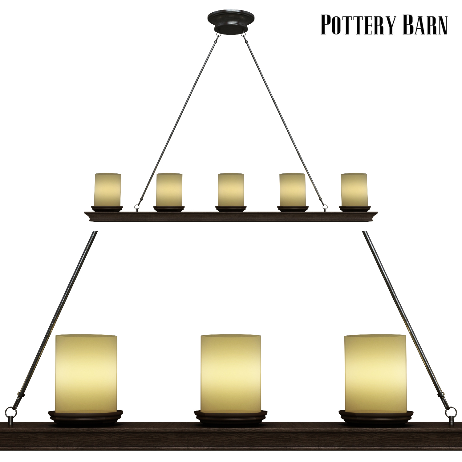 Pottery barn veranda linear chandelier by erkinaliyev 3docean veranda linear chandelier preview 590g veranda linear chandelier preview thumbnailg aloadofball Choice Image
