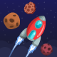 Rocket Space - HTML5 Game - Mobile Game + AdMob (CAPX + HTML5) - CodeCanyon Item for Sale