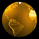 3D Earth Globes : Gold, Silver & Bronze with Animated GIF's - GraphicRiver Item for Sale