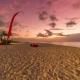 Sunset on the Pantai Pasir Putih Beach of the Island Nusa Lembongan, Bali, Indonesia - VideoHive Item for Sale