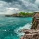 Blue Beautiful Lagoon at Nusa Ceningan Island, Indonesia - VideoHive Item for Sale