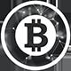Plexus Bitcoin - Black and White - VideoHive Item for Sale