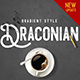 Draconian Font - GraphicRiver Item for Sale