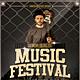 Muasic Festival Flyer / Poster