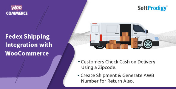 Fedex shipment for wocommerce Free Download | Nulled