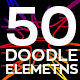 Doodle FX Elements - VideoHive Item for Sale