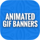 Animated GIF Multipurpose, Business, Corporate  Banners Ad