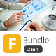 F Bundle 2 in 1 Power Point Presentation - GraphicRiver Item for Sale