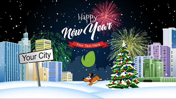 VideoHive New Year 21153415