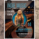 Indie Music Flyers / Poster - GraphicRiver Item for Sale