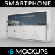 SmartPhone Matye 10 App Mockup - GraphicRiver Item for Sale