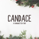 Candace A Handwritten Font - GraphicRiver Item for Sale