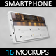 SmartPhone Mate 10 vol 2 App Mockup - GraphicRiver Item for Sale