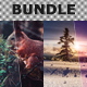 December Actions Bundle - GraphicRiver Item for Sale