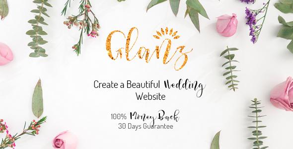 Glanz - Wedding Theme