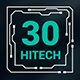 Hi-Tech Titles - VideoHive Item for Sale
