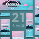 Tropical Cruises Banner Pack